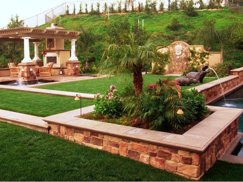 Landscape Design Interior Design